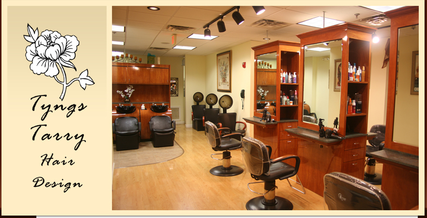 Tyngs Tarry Hair Design | Hair Salon | Cutting | Waxing | Coloring ...